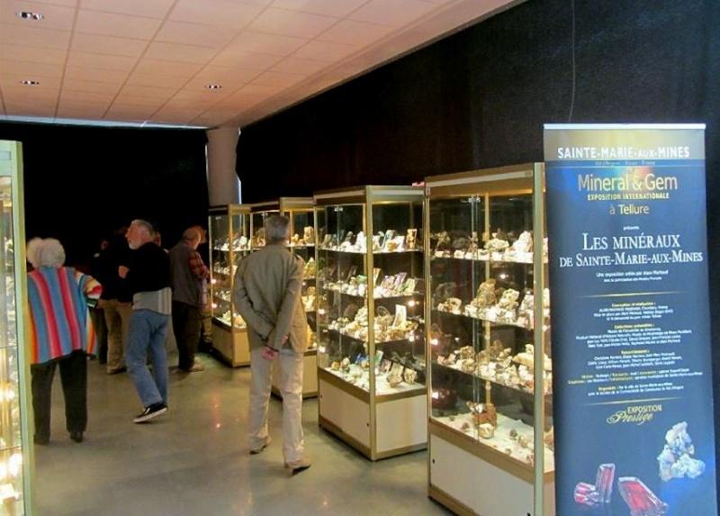 Sainte-Marie-aux-Mines 2013 : 50e anniversaire de la bourse minéralogique 26c10
