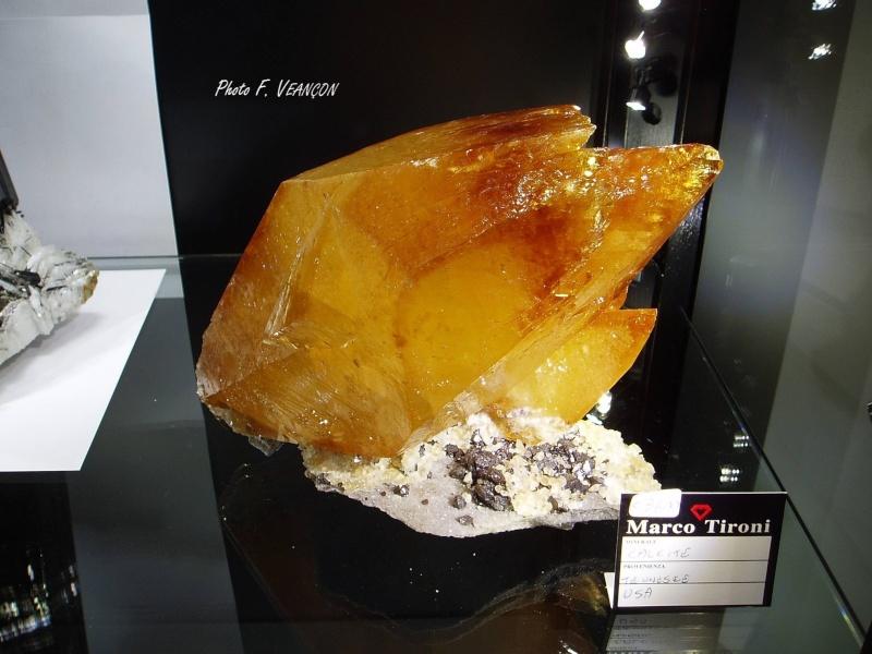 Sainte-Marie-aux-Mines 2013 : 50e anniversaire de la bourse minéralogique 4b10