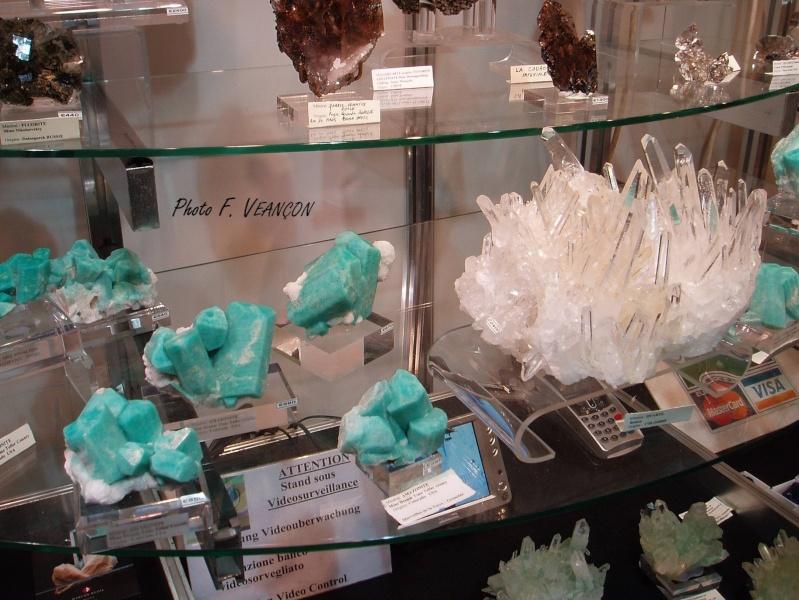 Sainte-Marie-aux-Mines 2013 : 50e anniversaire de la bourse minéralogique 5c10