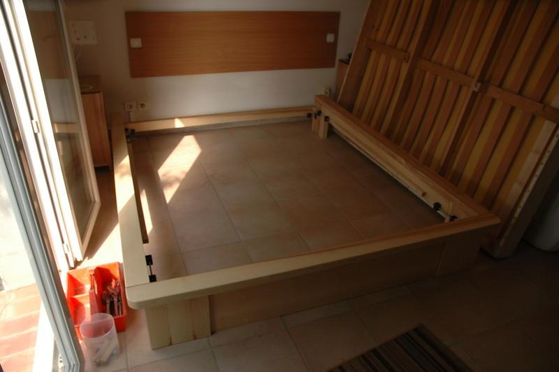 [Réalisation] Un lit style futon à la Domino 01510