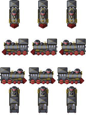Locomotive Cyangm10
