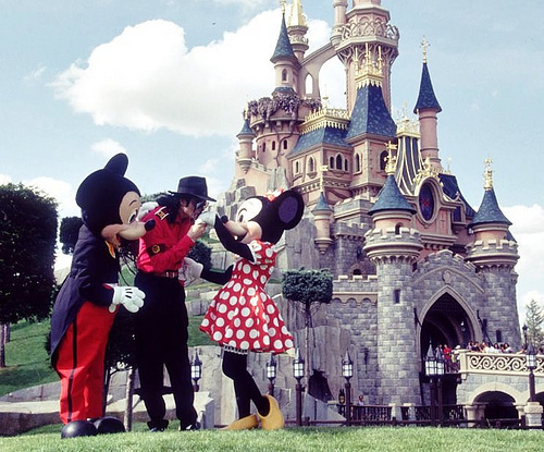 Michael e la Disney Micha112