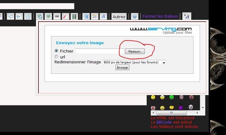 insérer une image Captur16