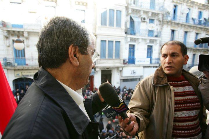 Photos de la marche réprimée du 22 janvier 2011  110