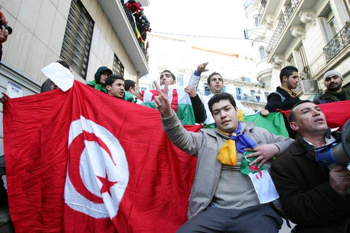 Photos de la marche réprimée du 22 janvier 2011  210