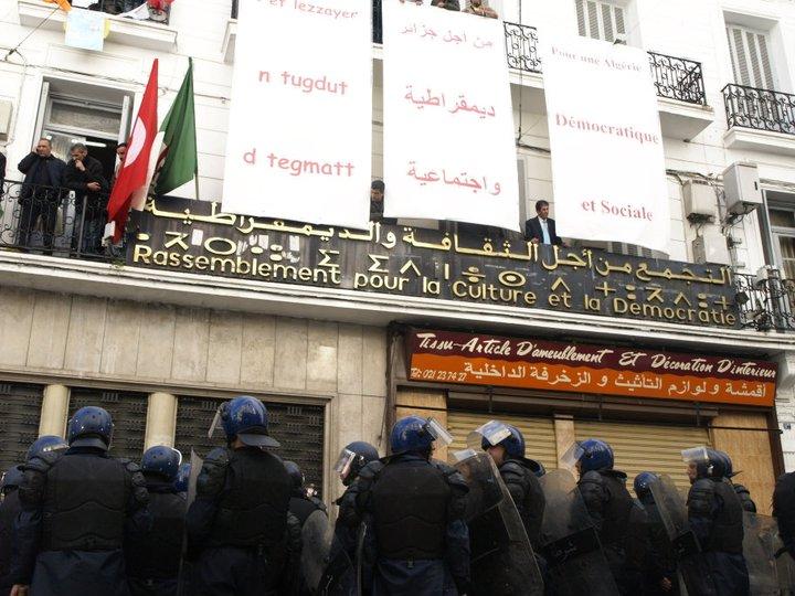 Photos de la marche réprimée du 22 janvier 2011  211