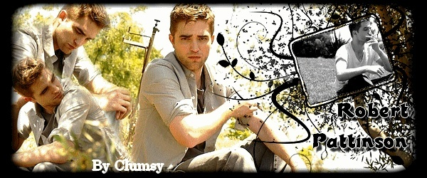 60 secondes avec Robert Pattinson! Robert12