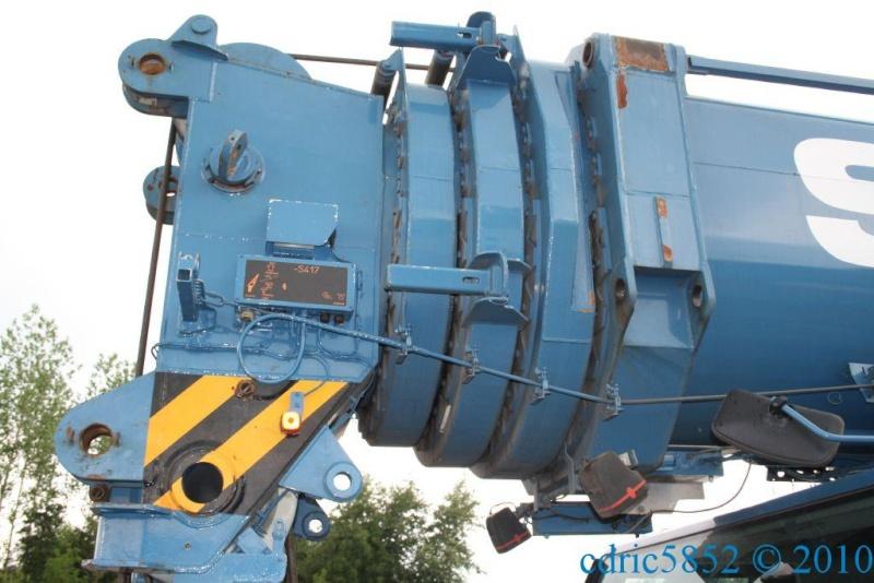 LTM 1400 7.1 Sarens de retour du Trait Img_0413
