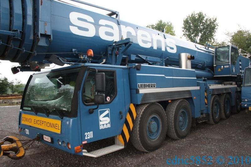 LTM 1400 7.1 Sarens de retour du Trait Img_0415