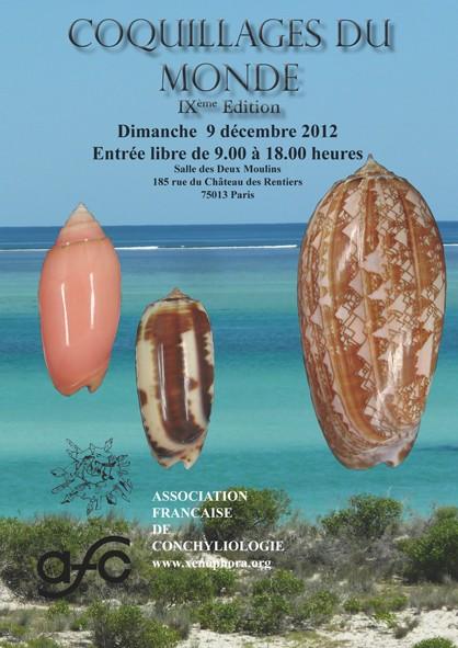2012 Mini bourse Paris - 9 décembre Affich10