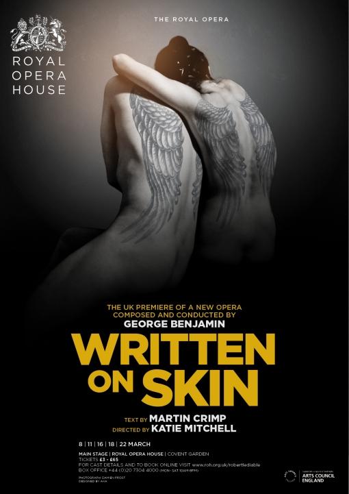 Written on skin  [George Benjamin/Martin Crimp/Katie Mitchell] Writte12