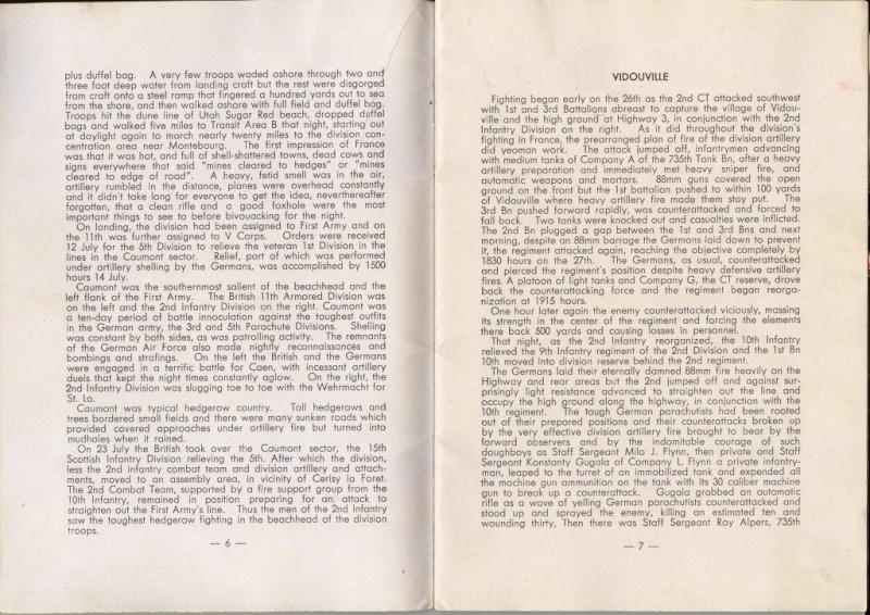 historique de la division Bookle15