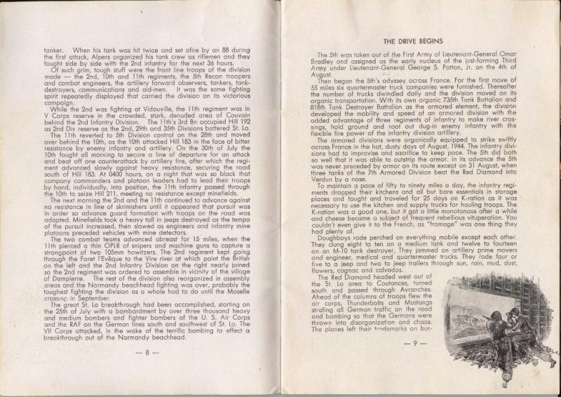 historique de la division Bookle16