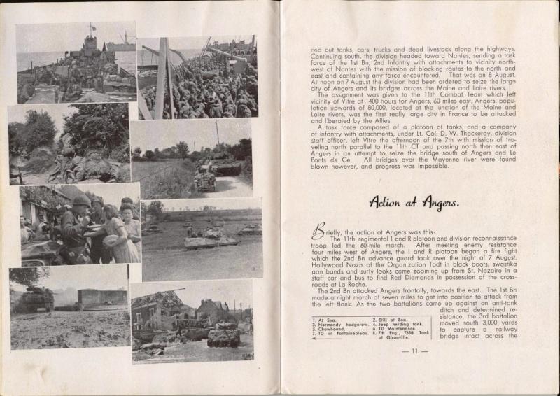 historique de la division Bookle17