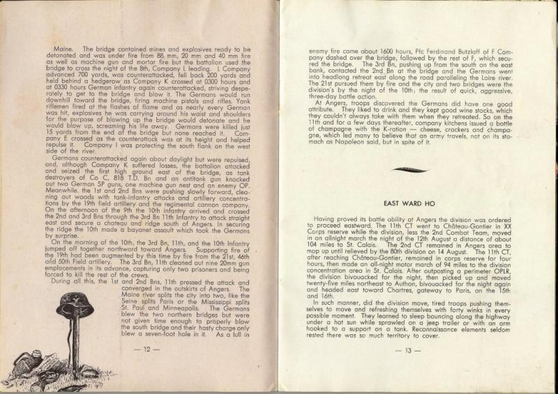 historique de la division Bookle18