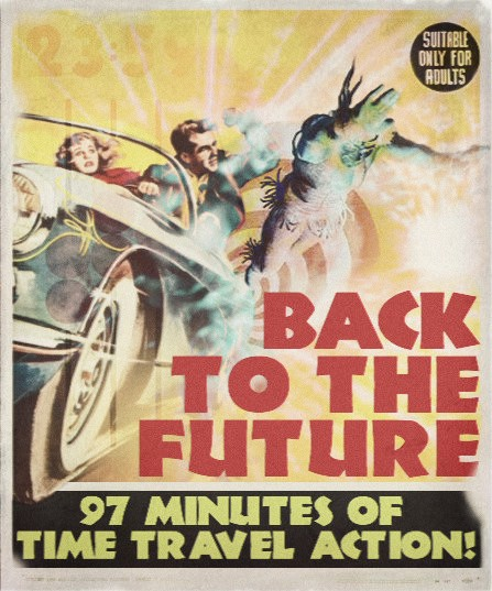Design Challenge - Back to the Future Bttfba12