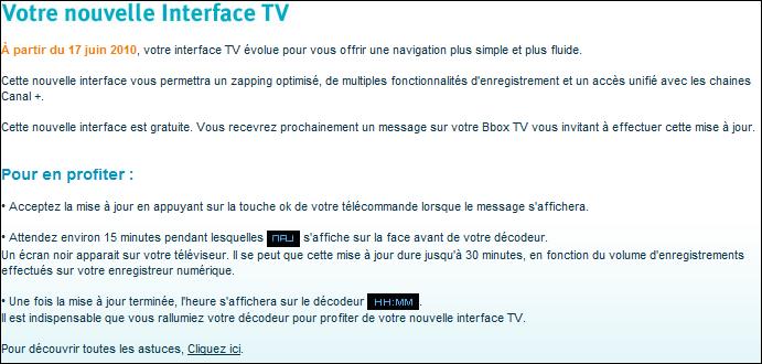 Nouvelle interface TV Bbox - Foire aux questions. - Page 3 Testtt10