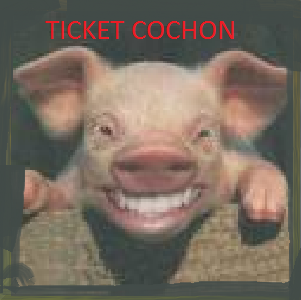 Ticket Cochon Co210