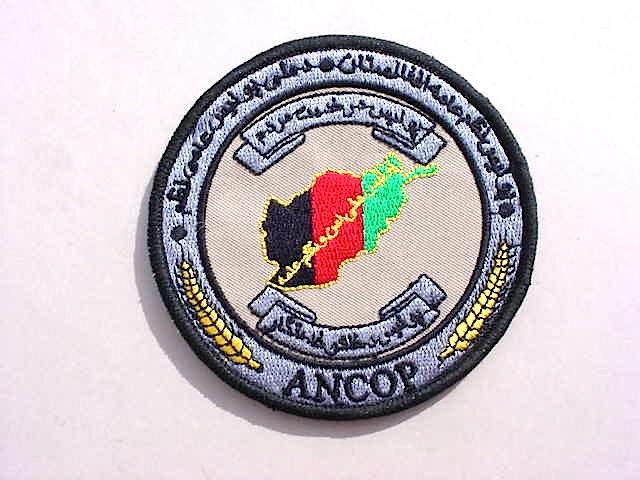ANP ANCOP Insignia Thread Mvc-0069