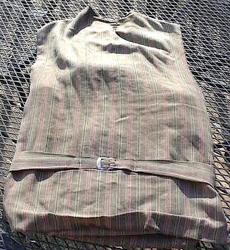 Afghanistan Captured - Veteran Bring Back Taliban Improvised Vest Mvc-0087