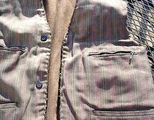 Afghanistan Captured - Veteran Bring Back Taliban Improvised Vest Mvc-0088