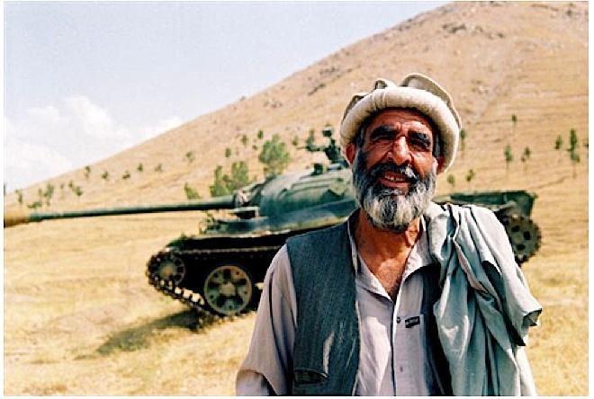 Afghanistan Captured - Veteran Bring Back Taliban Improvised Vest Screen37