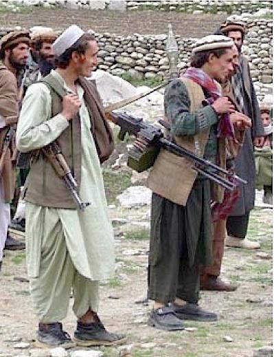Afghanistan Captured - Veteran Bring Back Taliban Improvised Vest Screen39
