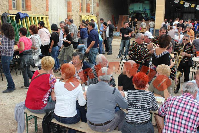 Saint Chaptes Domaine de la TOUR LE 30.09.2012 Img_2715