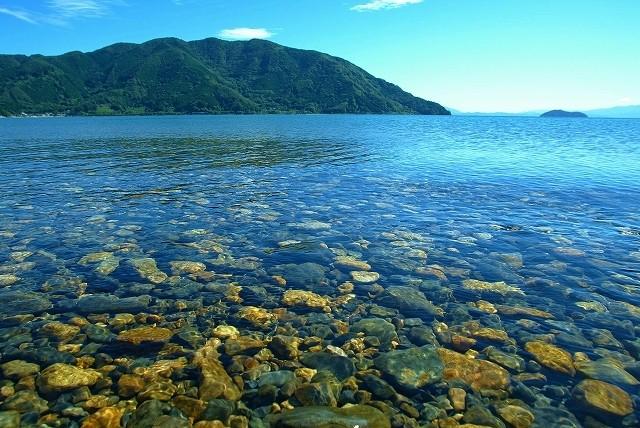 Le Lac Biwa au Japon / Lake Biwa in Japan Biwa_l10