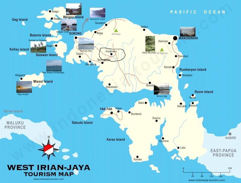 Lac Ayamaru (Irian Jaya) West_i10