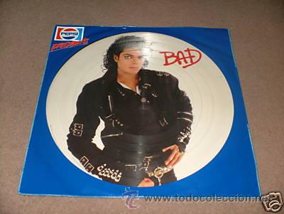 "Picture Disc ""Bad"" 14207810"