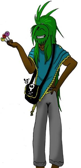 Juste des dessins... - Page 3 Sadida11