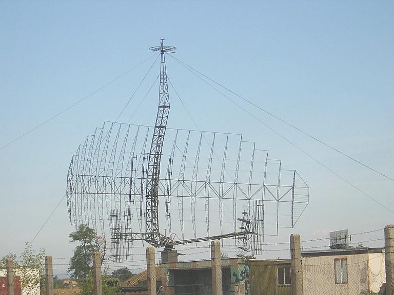 الرادارت الروسيه فئه X-band / VHF-Band / L-Band / UHF Band / S-Band  110