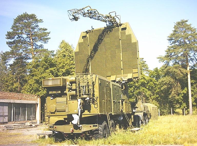 الرادارت الروسيه فئه X-band / VHF-Band / L-Band / UHF Band / S-Band  116