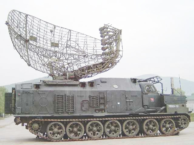 الرادارت الروسيه فئه X-band / VHF-Band / L-Band / UHF Band / S-Band  119