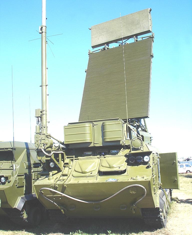 الرادارت الروسيه فئه X-band / VHF-Band / L-Band / UHF Band / S-Band  122