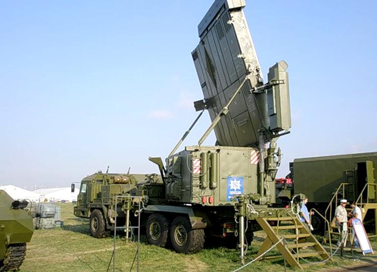 الرادارت الروسيه فئه X-band / VHF-Band / L-Band / UHF Band / S-Band  128