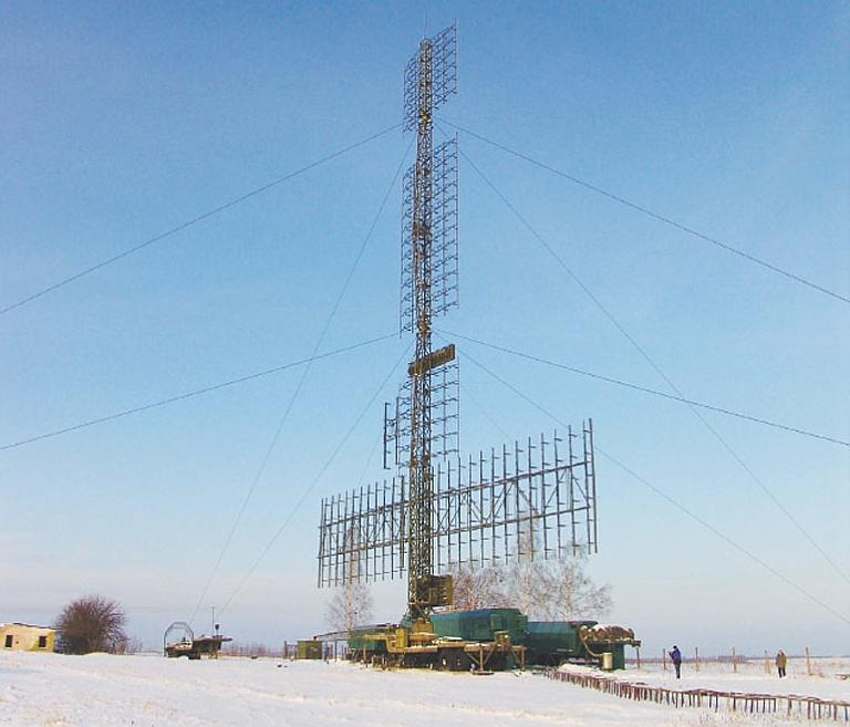 الرادارت الروسيه فئه X-band / VHF-Band / L-Band / UHF Band / S-Band  55g6-110