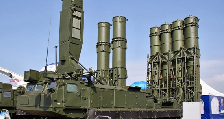 هل نظام الدفاع الجوي بعيد المدى S-300VM Antey-2500 العامل لدى قوات الدفاع الجوي المصري يمكنه التصدي لمقاتلات إف-35؟ Antey-13