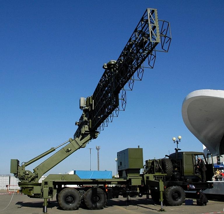 الرادارت الروسيه فئه X-band / VHF-Band / L-Band / UHF Band / S-Band  Kbr-vo11