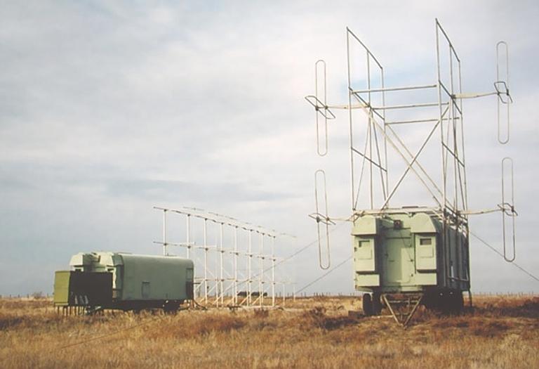 الرادارت الروسيه فئه X-band / VHF-Band / L-Band / UHF Band / S-Band  Rezona10