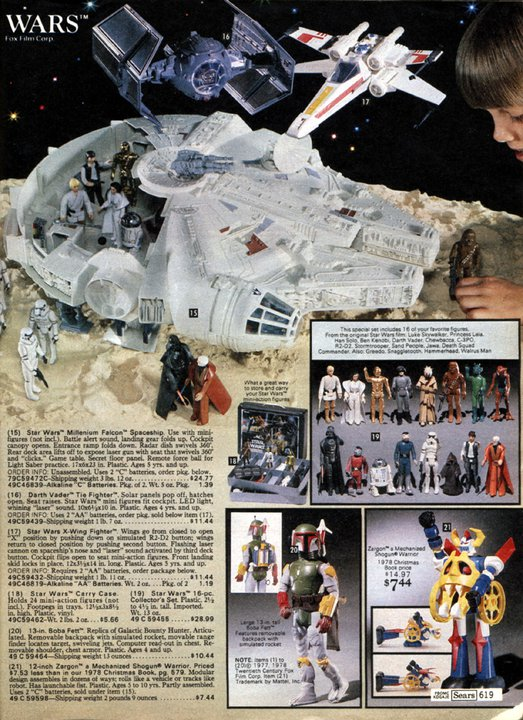 Vintage Star Wars French Toy Advertisements - Page 2 16365411