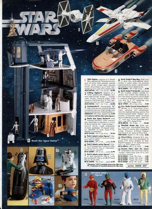 SW ADVERTISING FROM COMICS & MAGAZINES - Page 4 16645010