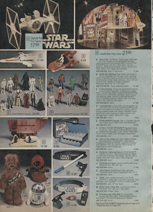 SW ADVERTISING FROM COMICS & MAGAZINES - Page 4 16657710
