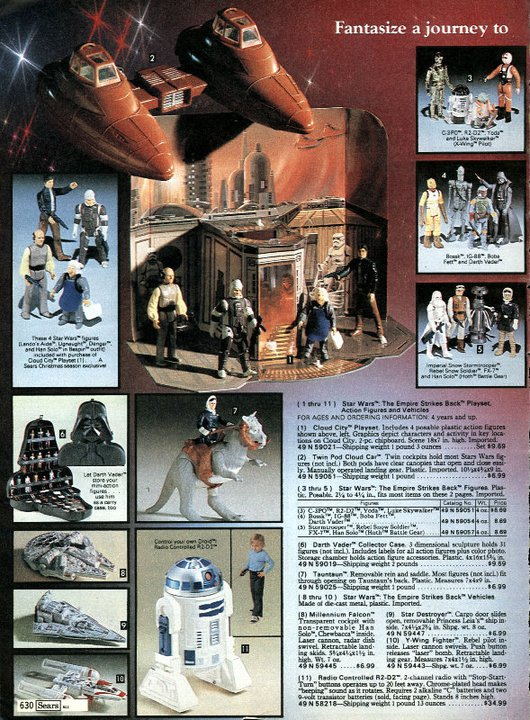 SW ADVERTISING FROM COMICS & MAGAZINES - Page 4 16733510