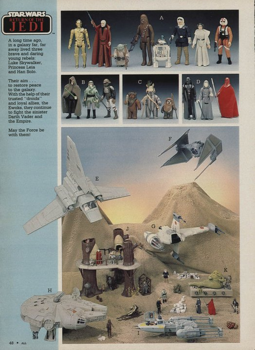 SW ADVERTISING FROM COMICS & MAGAZINES - Page 4 16735410