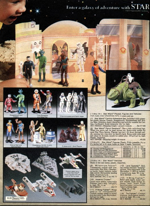 SW ADVERTISING FROM COMICS & MAGAZINES - Page 4 16783310