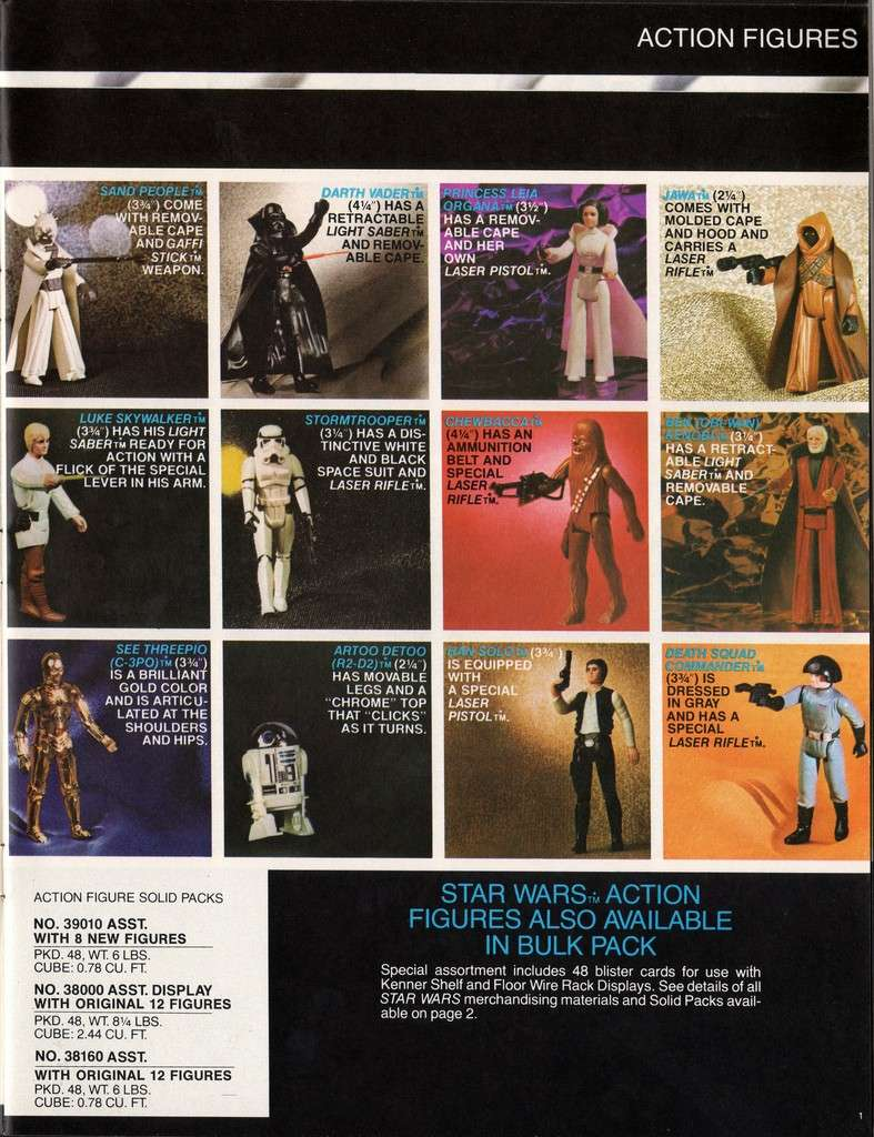SW ADVERTISING FROM COMICS & MAGAZINES - Page 4 27895510