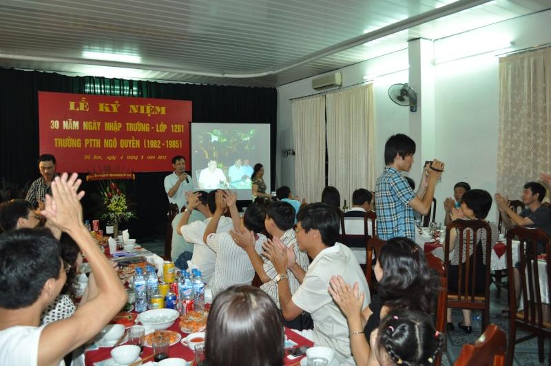 Những hình ảnh ấn tượng trong buổi họp lớp 30 năm Dsc_0113
