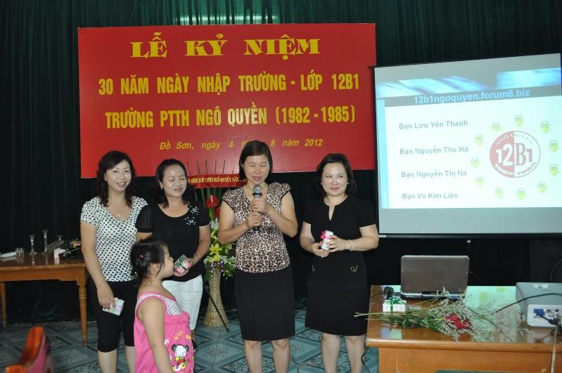 Những hình ảnh ấn tượng trong buổi họp lớp 30 năm Dsc_0214